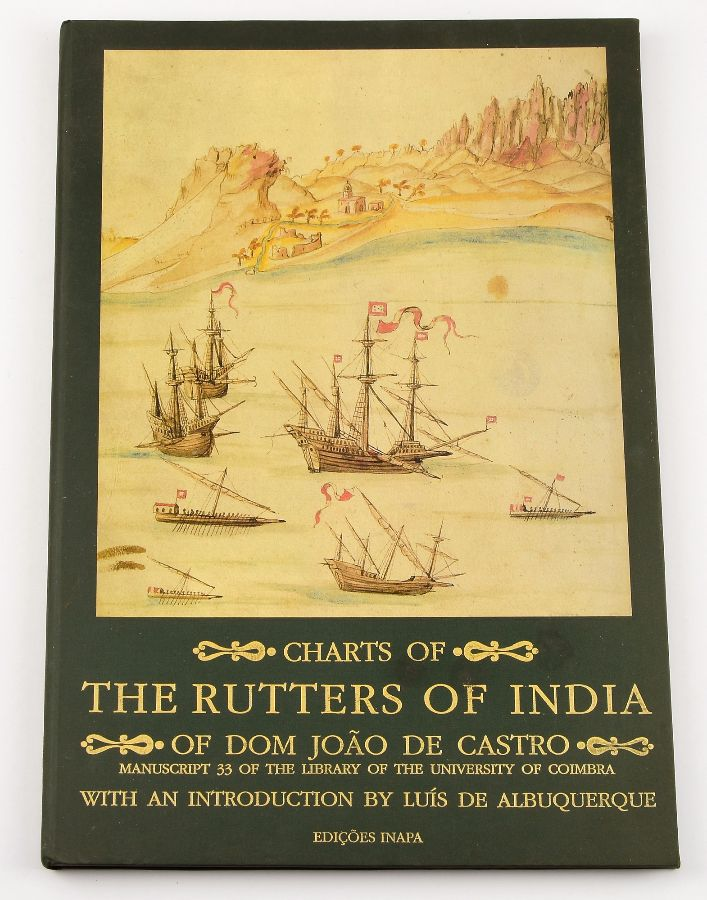 Charts of The Rutters of India