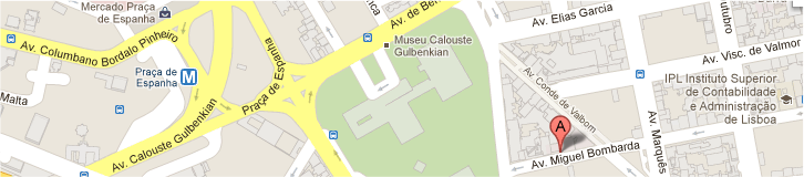 Mapa BNL