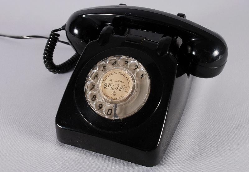 Telefone Anos 70