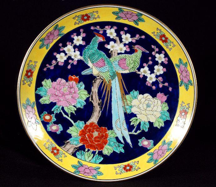 Prato em Porcelana do Japão