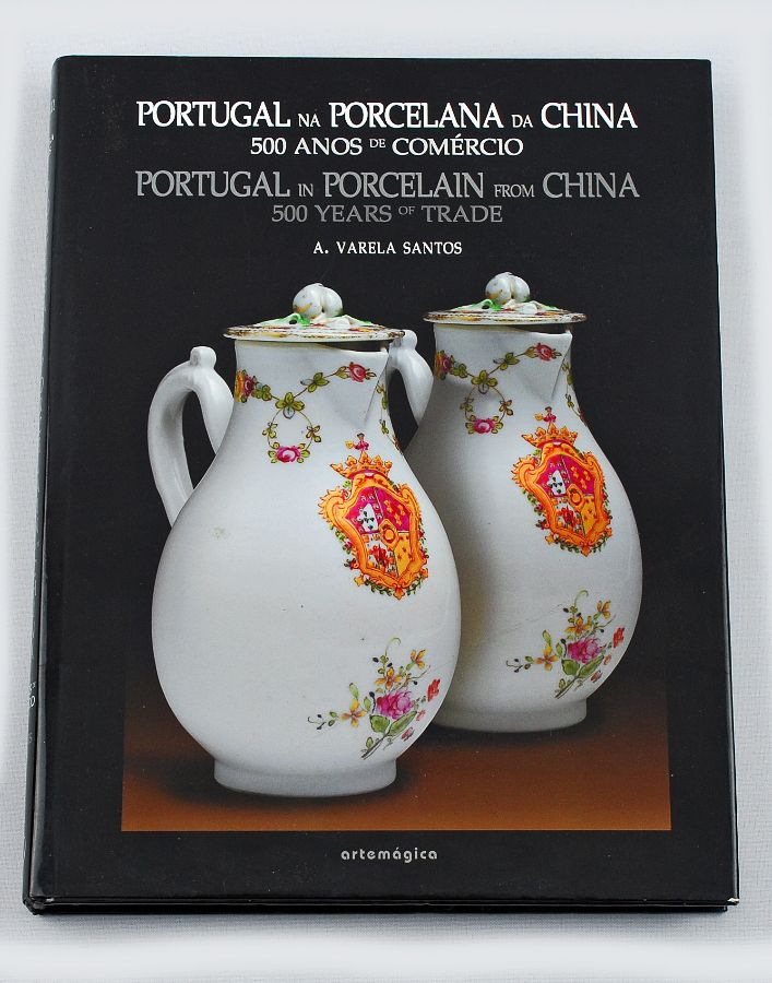 Portugal, na Porcelana da China