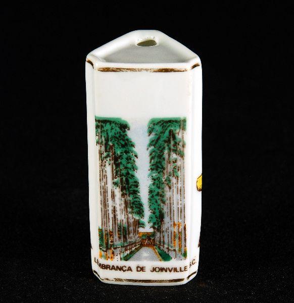 Paliteiro em Porcelana do Brasil