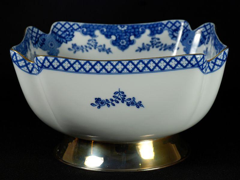 Saladeira em Porcelana Portuguesa