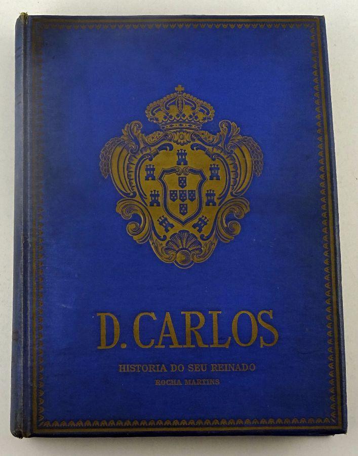 Lote Rei D Carlos E A Sua Obra Artística E Científica Bestnet