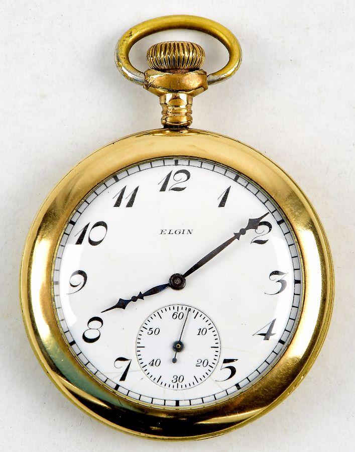 b12a88dbc84 Relógio de Bolso Elgin