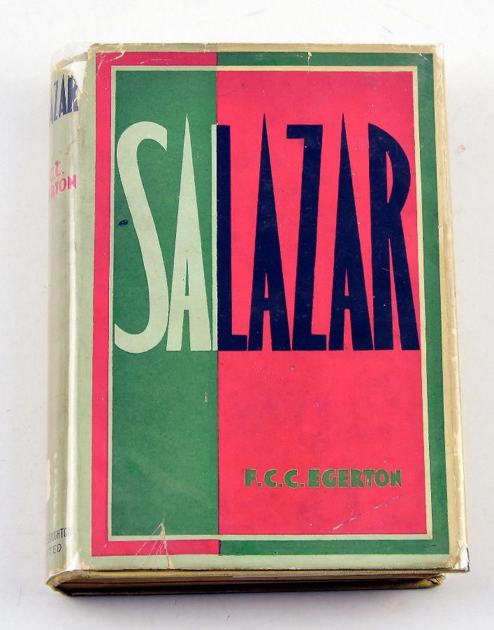 Salazar Rebuilder of Portugal