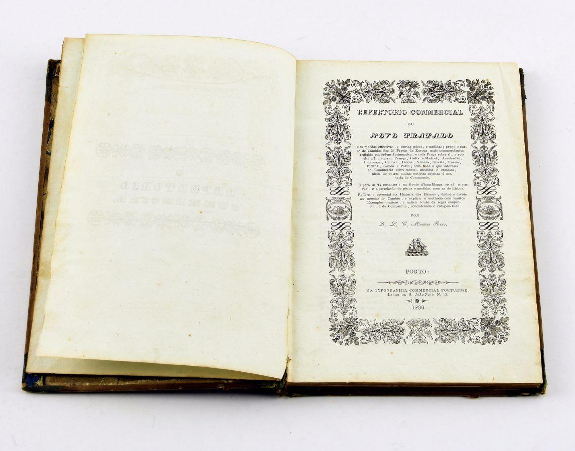 Reportório Comercial (1836)