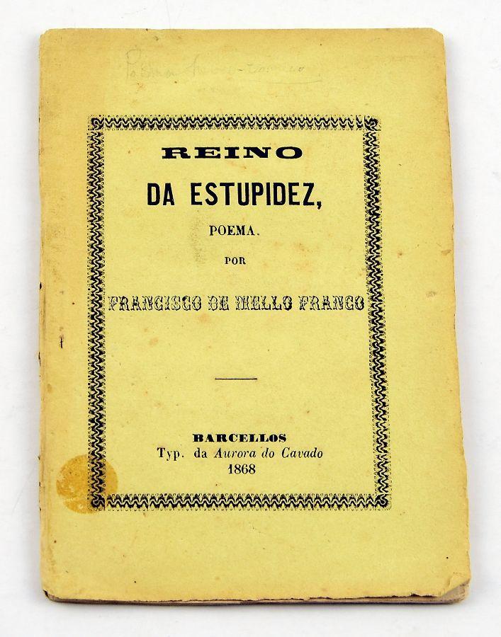 Reino da Estupidez (1868)