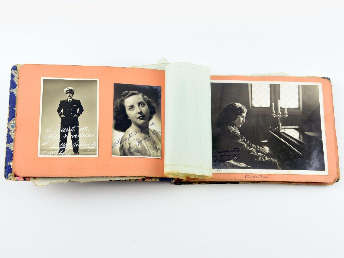 Fotografias de Artistas de Teatro
