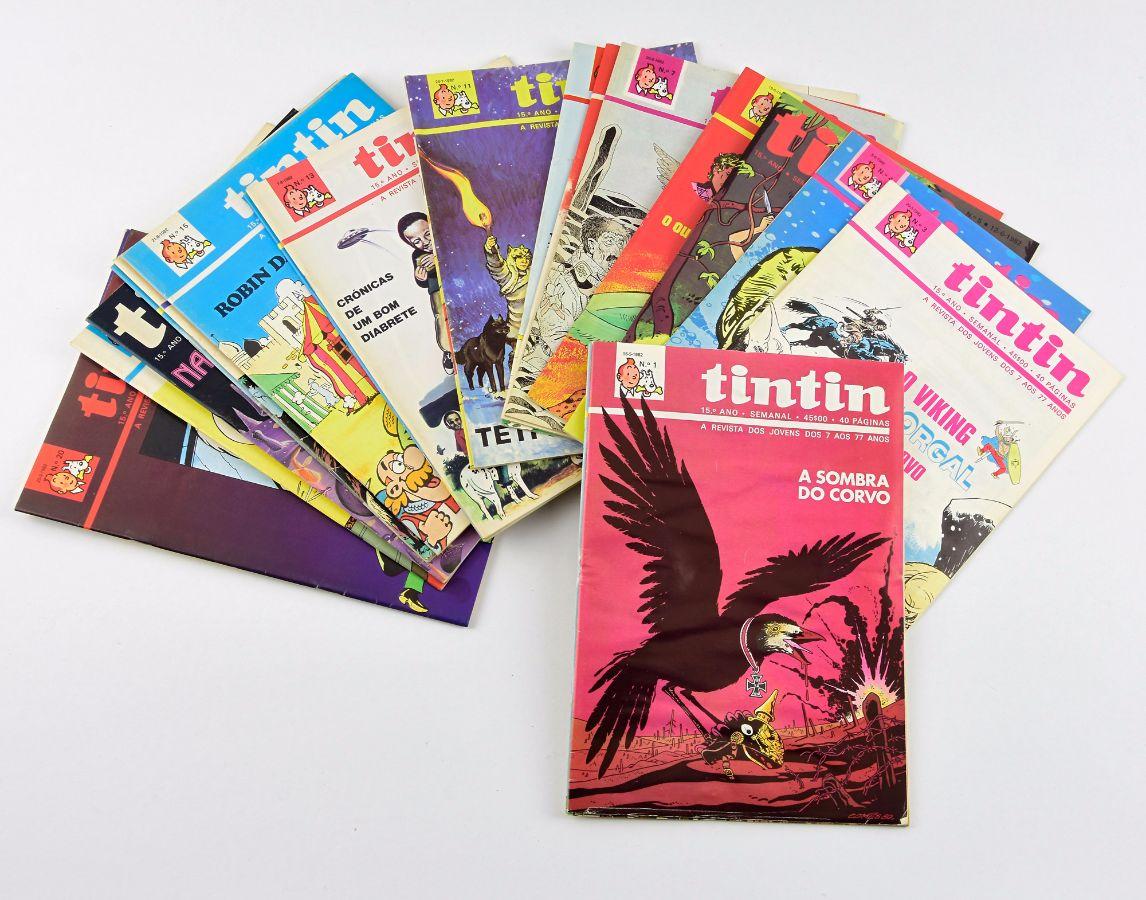 Revistas Tin-Tin