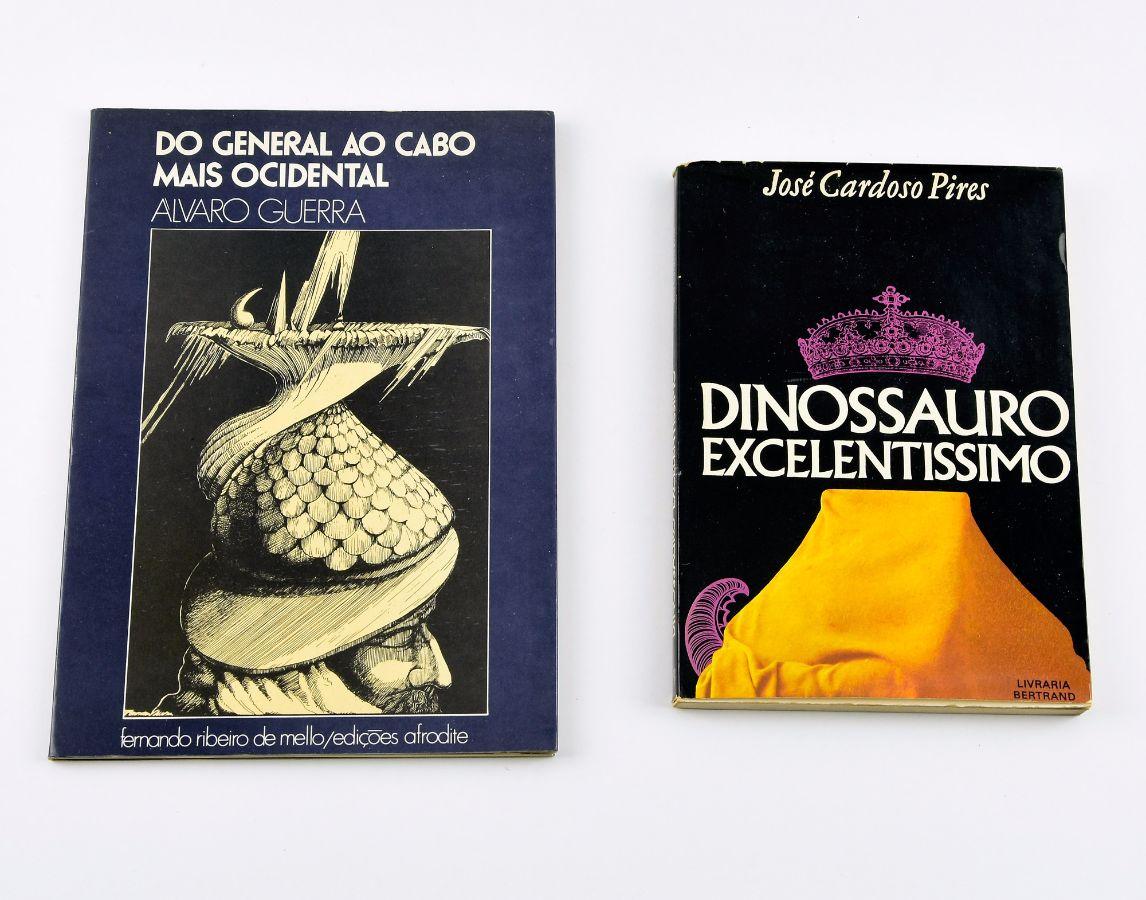 2 Livros diversos