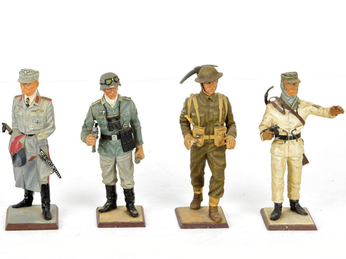 Soldados em chumbo