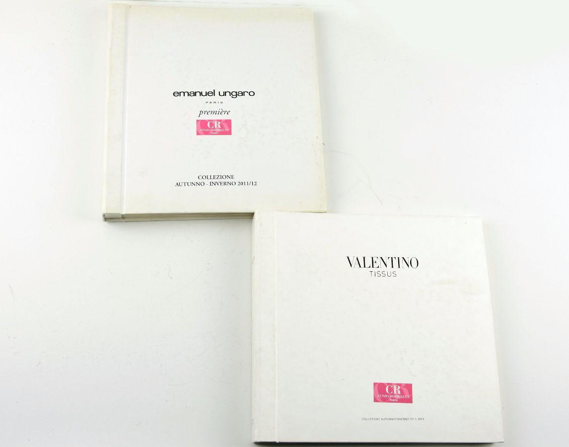 Emanuel Ungaro / Valentino Tissus