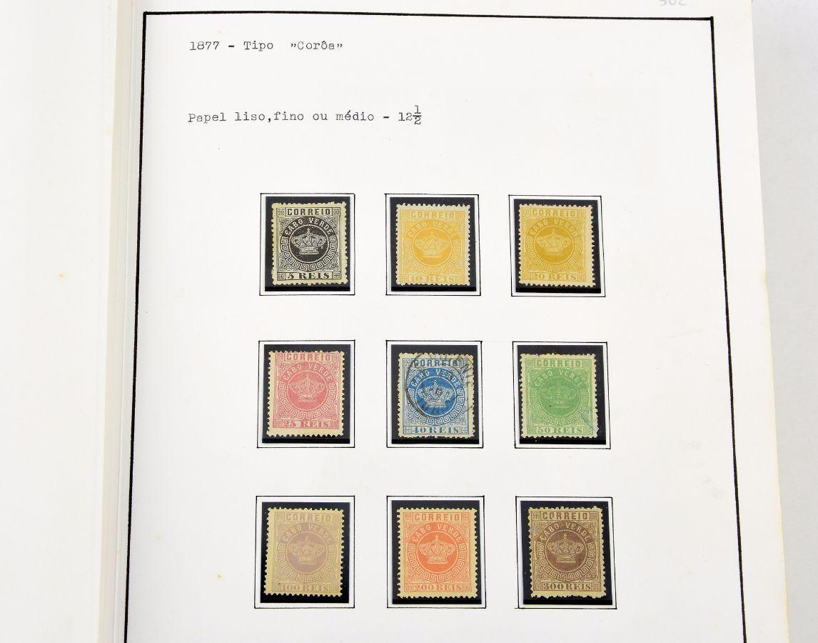Coleção especializada de selos