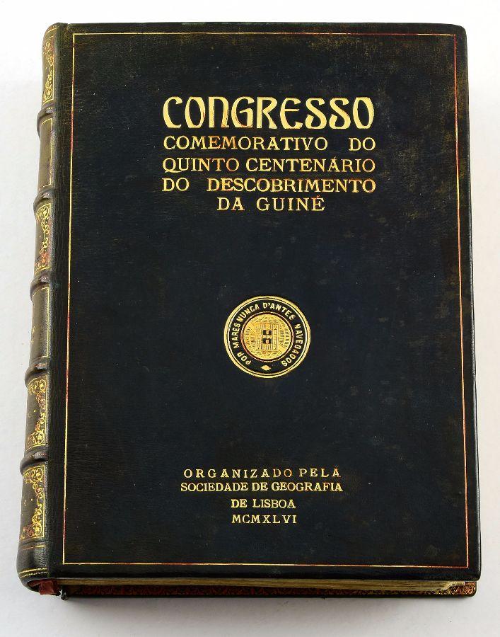 Congresso Comemorativo do Vº Centenário do Descobrimento da Guiné