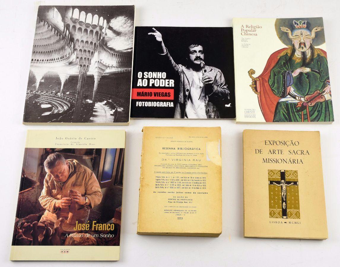 10 Livros diversos