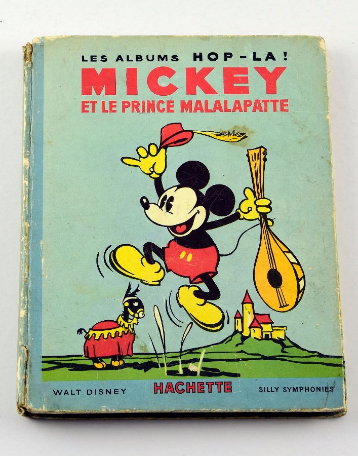 LIVRO POP-UP- MICKEY