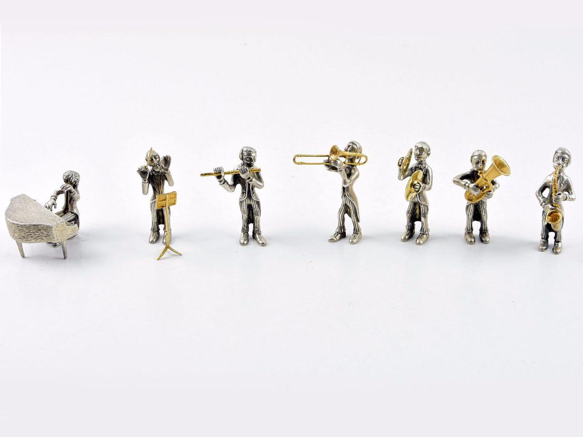 Banda de 7 músicos