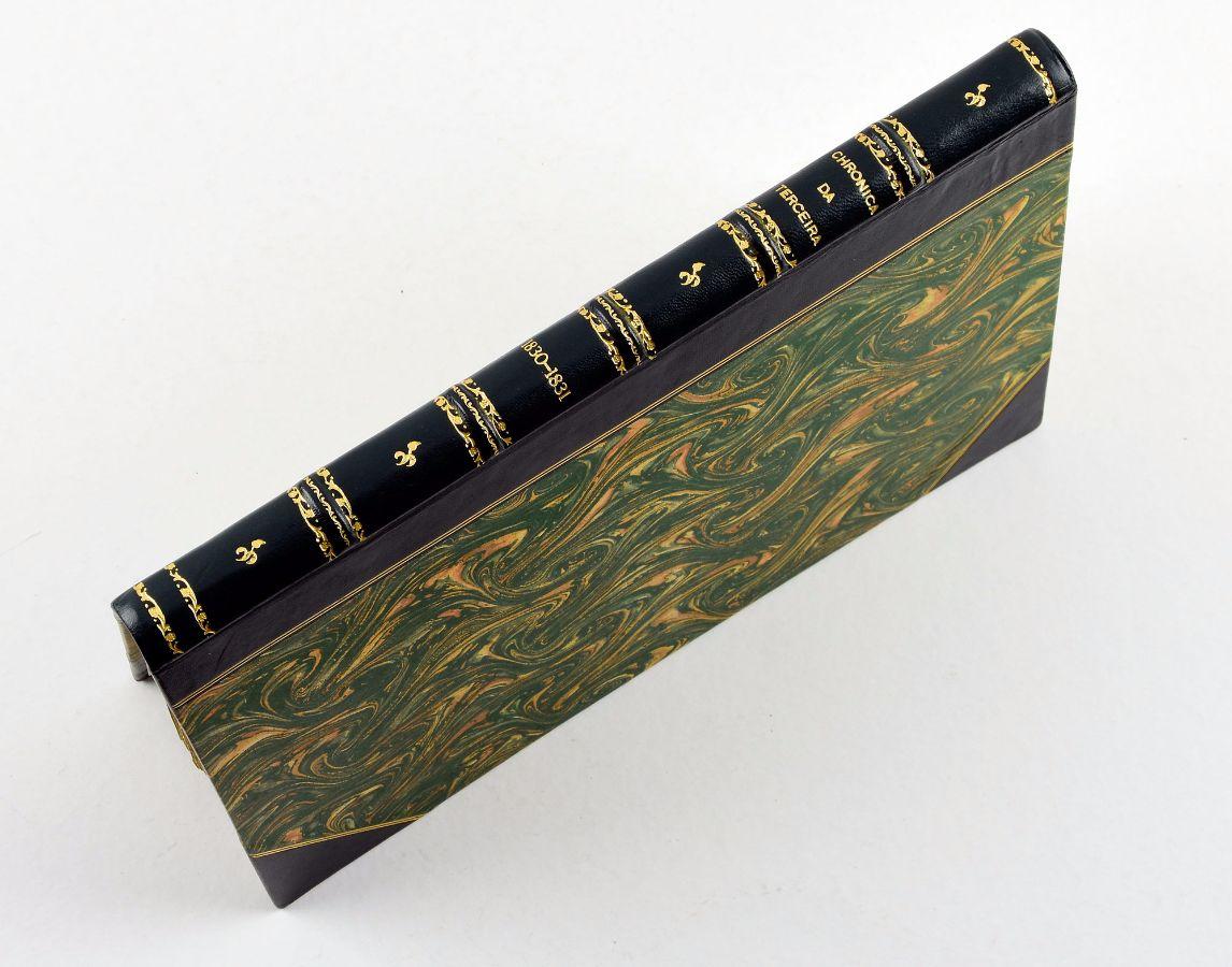 Crónica da Terceira (1830-1831) - O Primeiro Jornal Açoriano