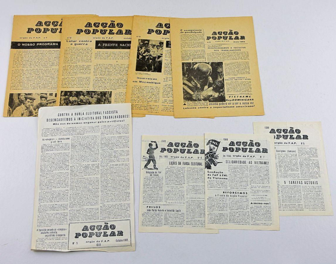 Acção Popular (1964- 1966)