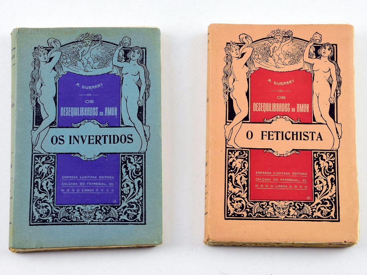 Livros eróticos portugueses (1912)