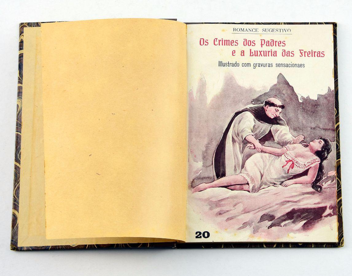 Livro erótico e anticlerical