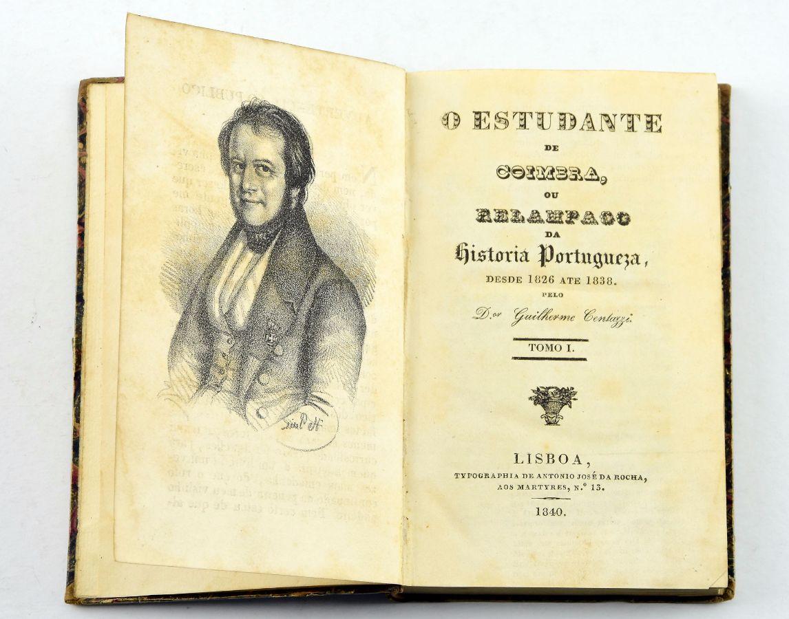 O Estudante de Coimbra (1840)