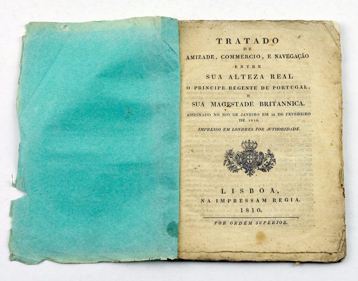 Tratado entre Portugal e a Inglaterra (1810)
