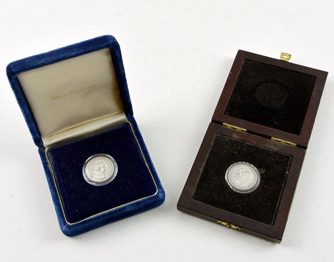2 Medalhas