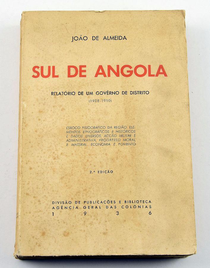 SUL DE ANGOLA