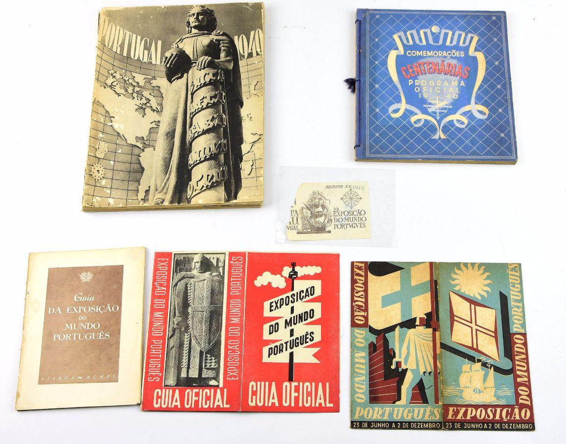 EXPOSIÇÃO DO MUNDO PORTUGUÊS-1940