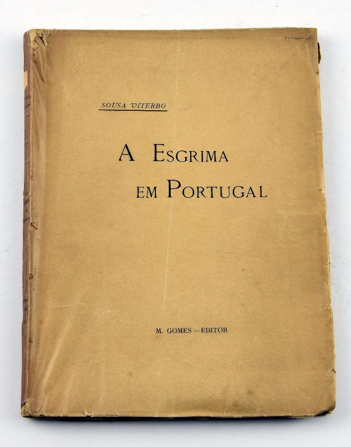 A ESGRIMA EM PORTUGAL