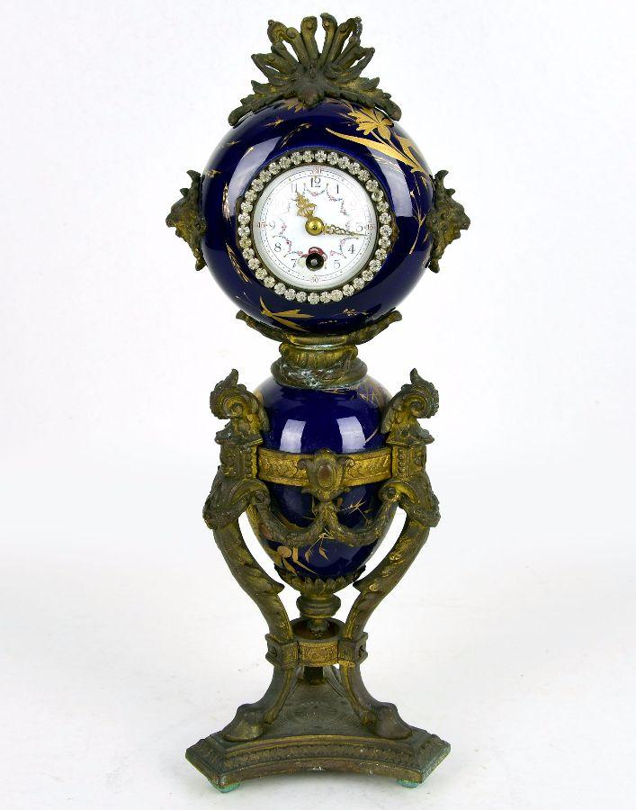Relógio de mesa Europeu