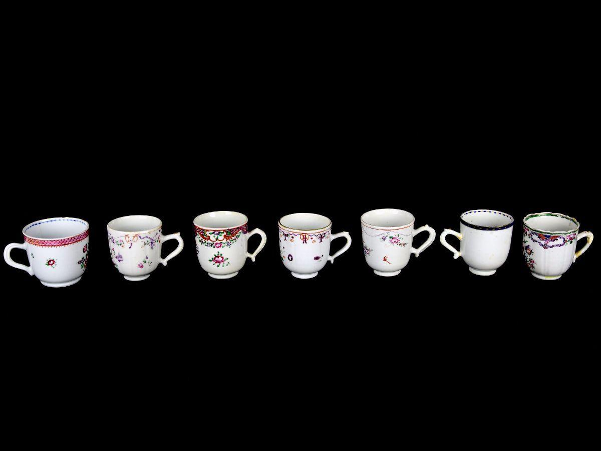 7 Chávenas
