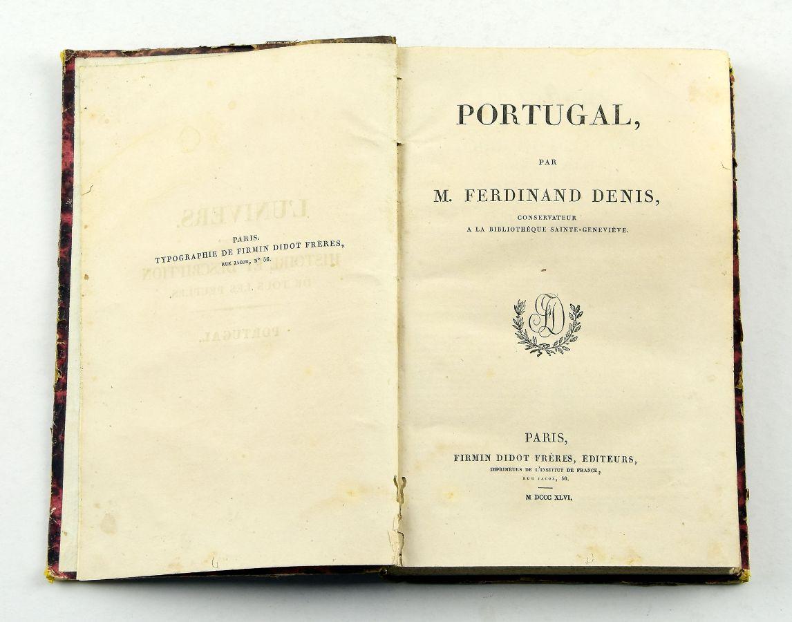 Portugal, 1846