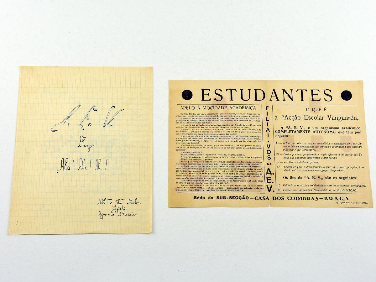 Acção Escolar de Vanguarda / Salazar