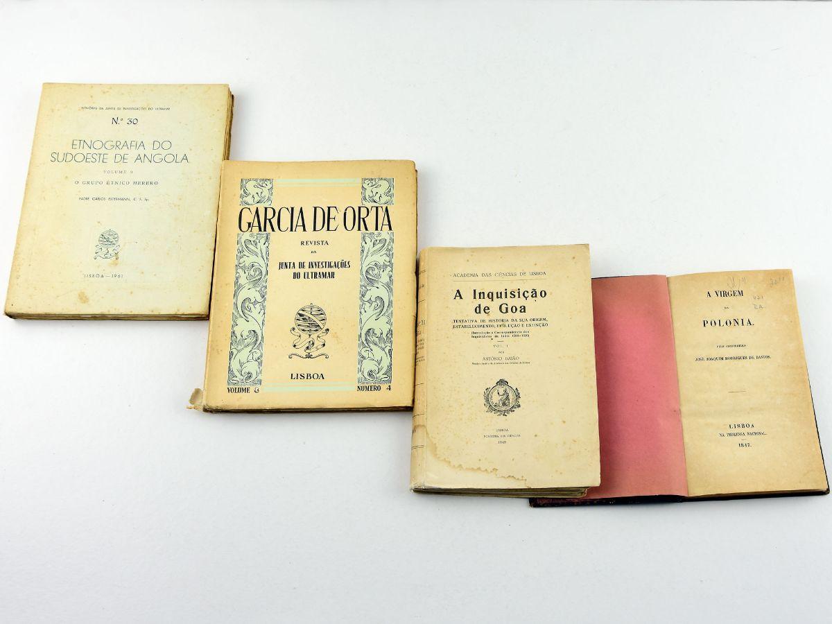 4 Livros diversos