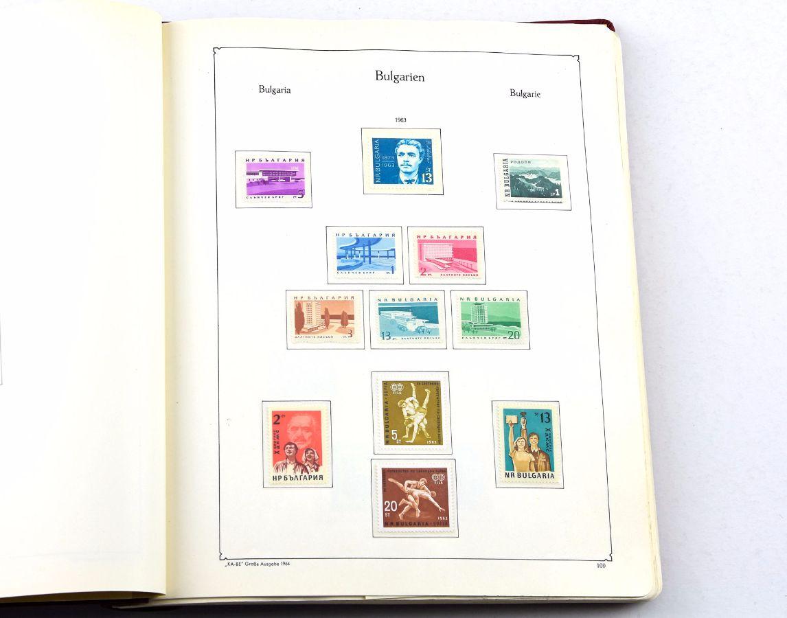 Selos e Blocos da Bulgária
