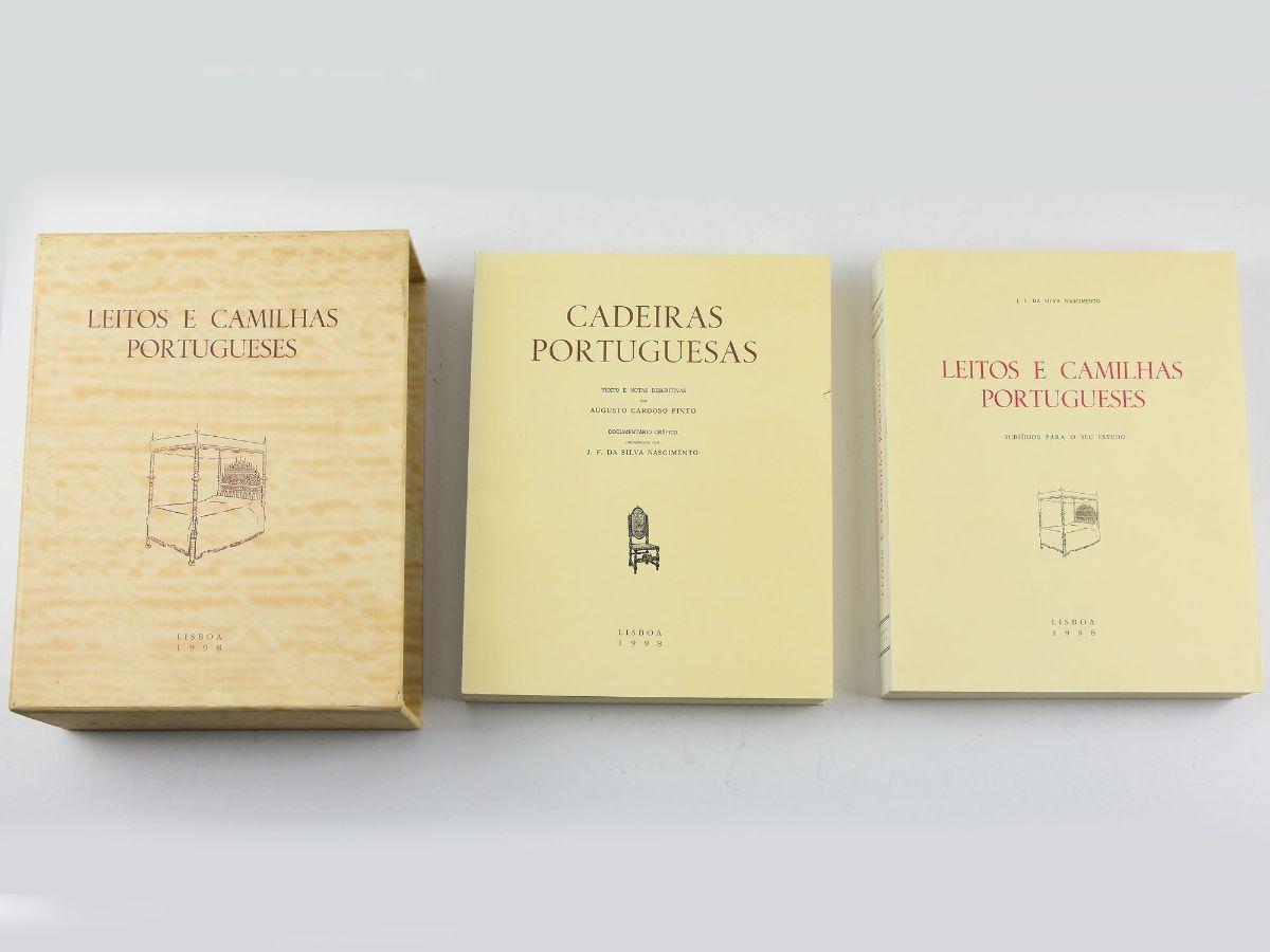 Leitos e Camilhas Portugueses / Cadeiras Portuguesas