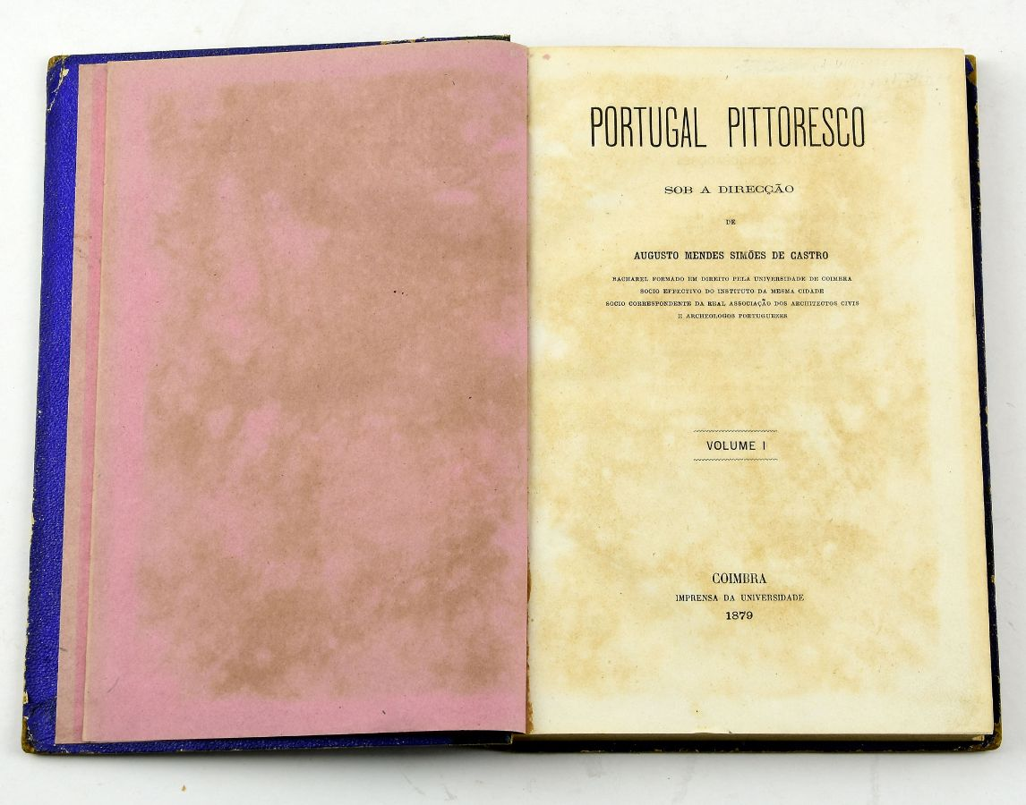 Portugal Pitoresco, 1879
