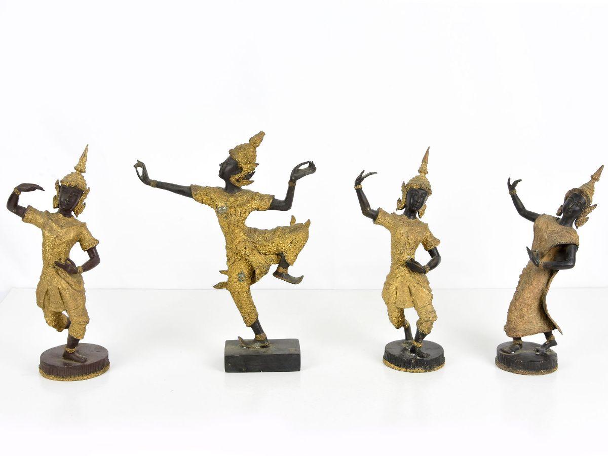 4 Dançarinos