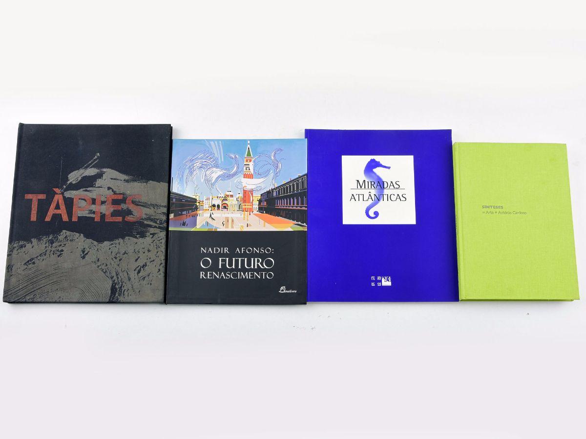 4 Livros de Arte