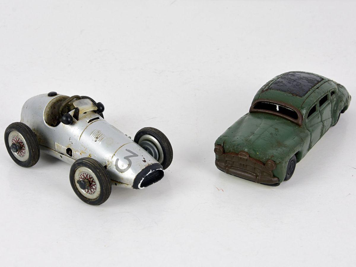 2 Brinquedos Alemães Antigos