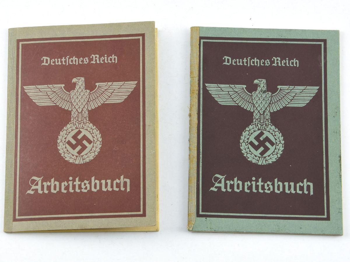 2 Cadernos de Actividade Nazi