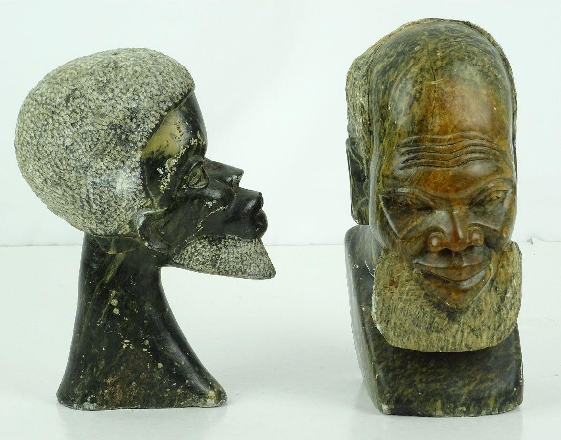 2 Esculturas Africanas