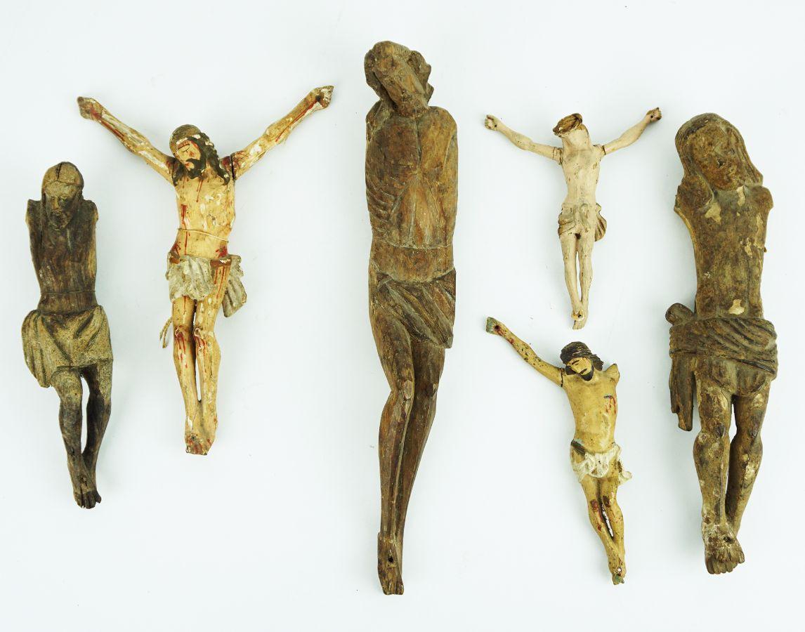 6 Cristos