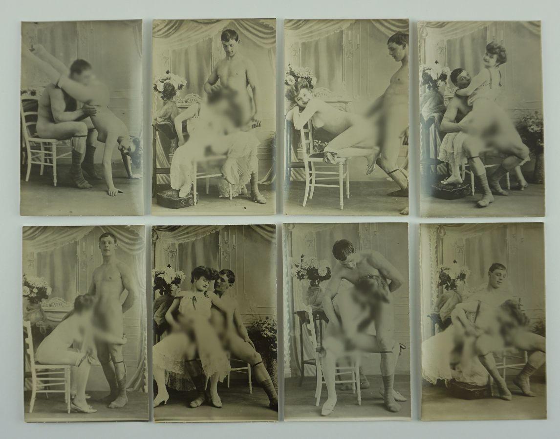 8 Fotografias Eróticas