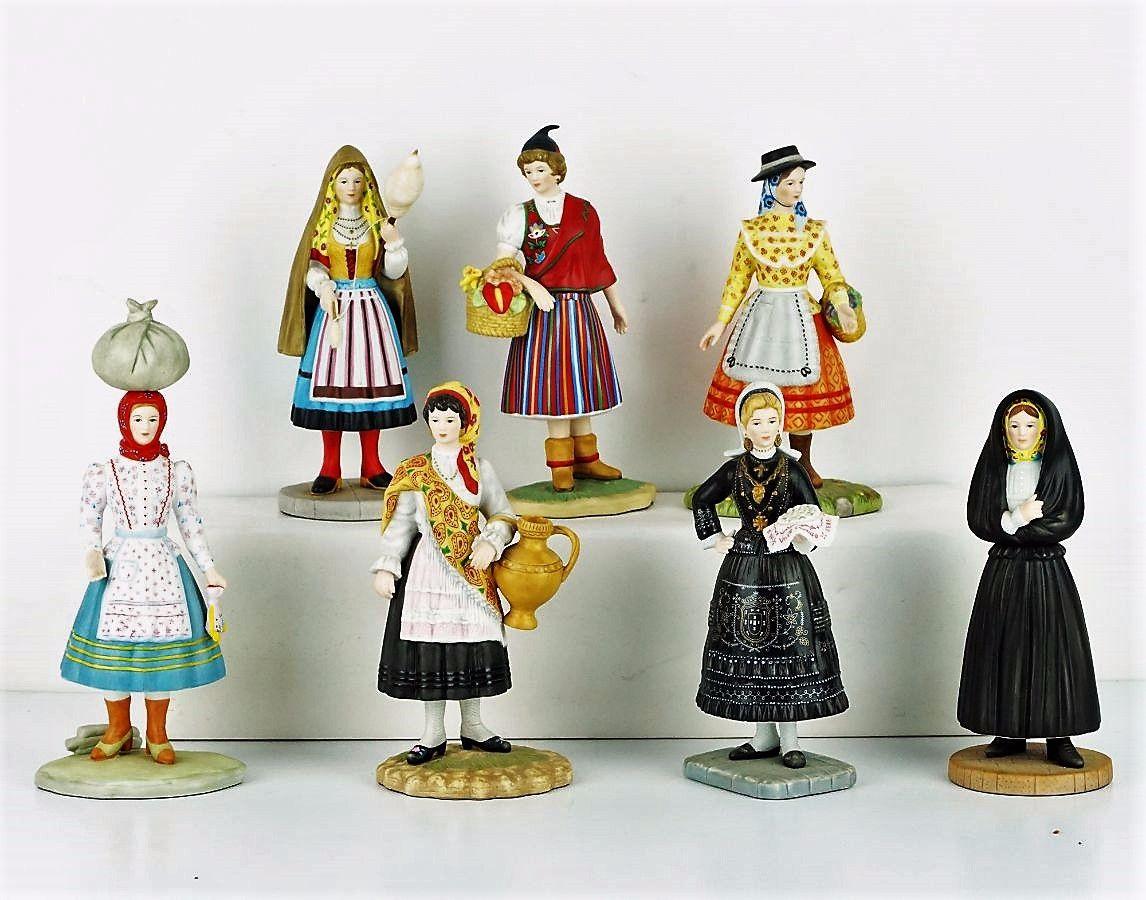 7 Figuras Portuguesas