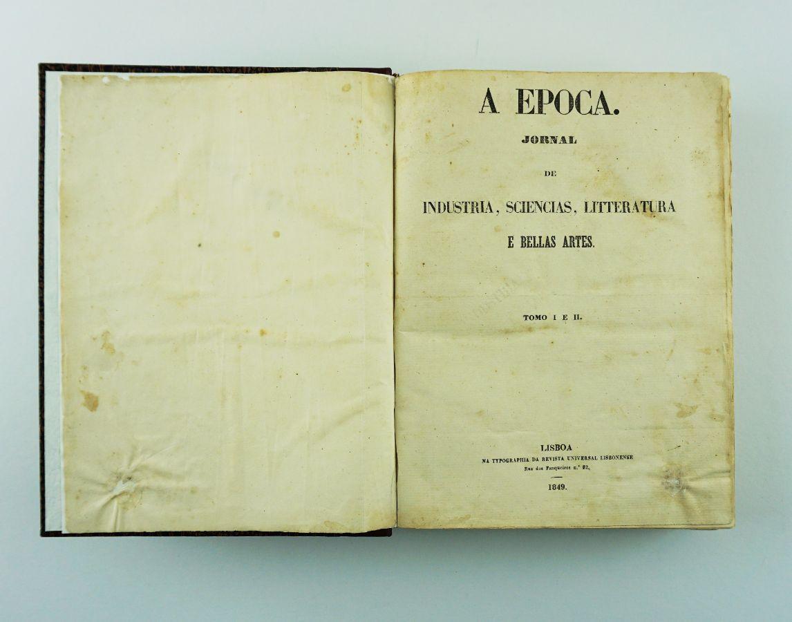 A Época (1848-1849)
