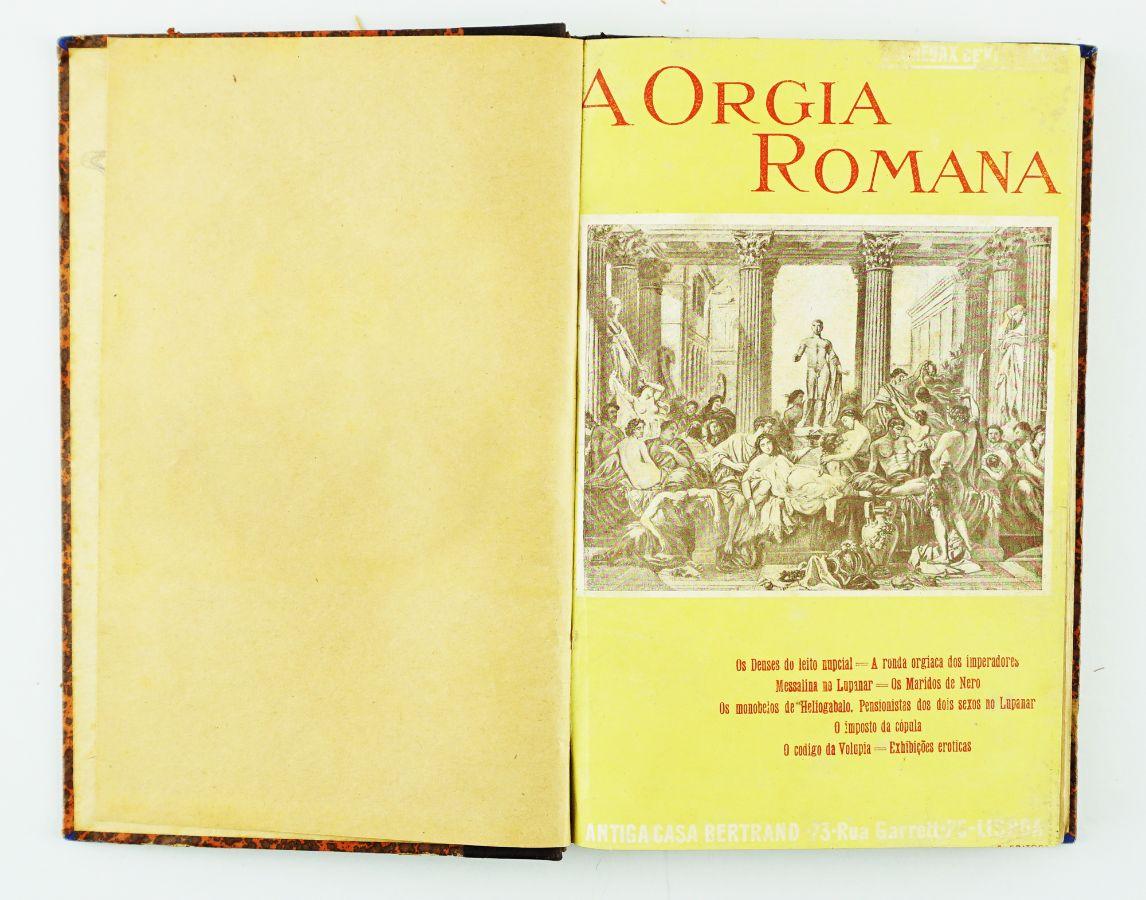 Livro erótico em português